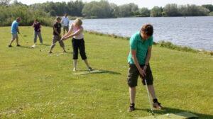 Golfsporten