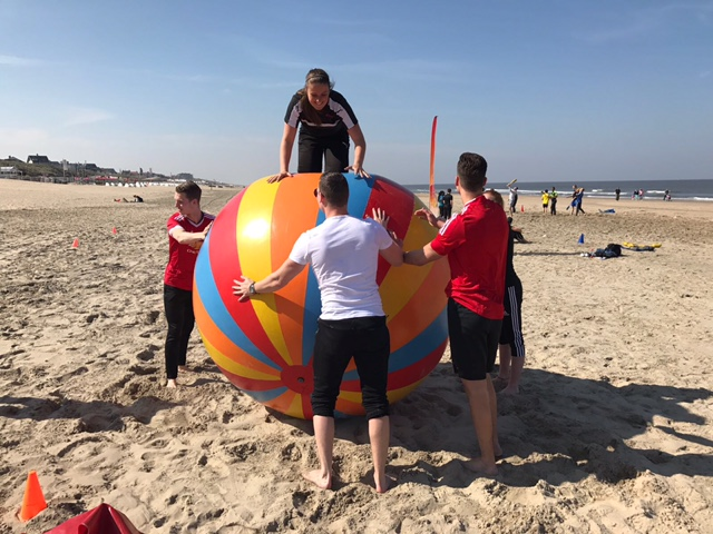Sportdag beachgames